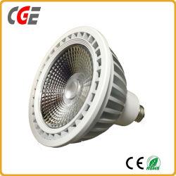 Bombilla LED LED 10W/15W/20W/30W/35W 1600LM COB Reflector LED PAR30 de diseño Lámpara de luz LED Lámpara de iluminación