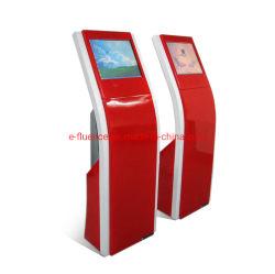 22,5'' Standfläche Multi-Funktionen Touch All in One Kiosk Self-Service Berichtsdrucker: Tippen Sie Auf Abfrageterminal