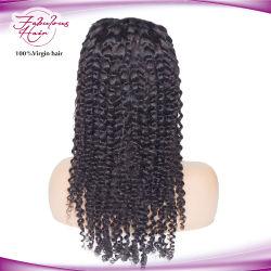 preço de fábrica Afro Estilo Encaracolado Rendas Perucas cabelos longos Perucas