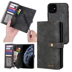 Apple의 11promax 이동 전화 상자 iPhone Xs 다기능 카드 삽입 가죽 상자 창조적인 Samsung S20plus 144 이동 전화 덮개 이동 전화에 적용 가능한