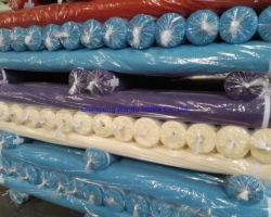 Экспорт, домашний текстиль ткани, обесцвеченными ткани, текстильная ткань, Changxing Wandu текстильной компании