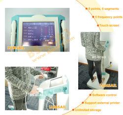 Análisis de la composición del cuerpo humano la máquina, el Bca la composición corporal de la máquina de análisis (BS-BCA3).