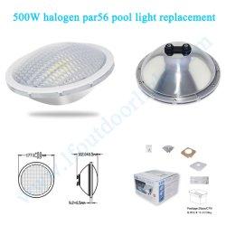 12V laag Zwembad Volatge onder het Licht van het Water, LEIDENE van het Roestvrij staal Lichten, het Waterdichte Lichte, Waterdichte LEIDENE Lichte en OnderwaterLicht van het Halogeen