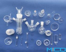 precio de fábrica de alta calidad de laboratorio de tubo de cuarzo cristal de cuarzo de la placa de vidrio