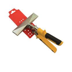 6-duim Seamer van de Hand van het Hulpmiddel van het Metaal van het Blad HVAC Wiss van Roofingstanding Rechte