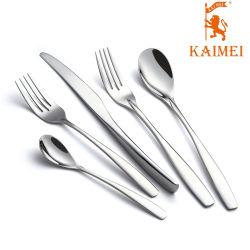 Restaurante de alta calidad cubiertos Cucharas, tenedores cuchillo cubiertos.