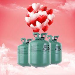 Elio del gas 99.9% a gettare dell'elio/serbatoio puri dell'elio