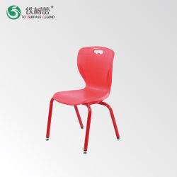 Produto novo aluno de plástico cadeira (BZ-0154) Mobiliário escolar