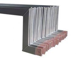 Bimétal cuivre plaqués en acier inoxydable Plaque pour le matériel de l'électrode
