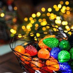 Im Freien LED Weihnachtshelle Kette des heißen Verkaufs-