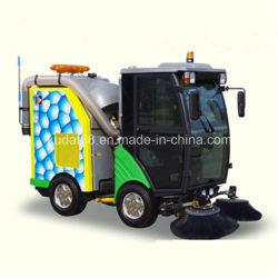 Spazzatrice di strada del compatto di marca di Kudat 5021tsl
