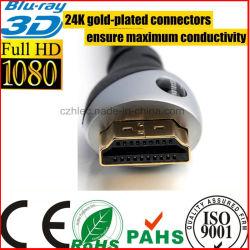 Carcasa metálica de 1,5 m Cable HDMI a HDMI
