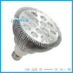 Высокая мощность алюминиевых PAR38 лампы наружного кольца подшипника 18Вт E27 Светодиодный прожектор