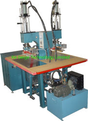 H. idraulico F Plastic Welder High Frequency Welding Equipment per Shoes Embossing