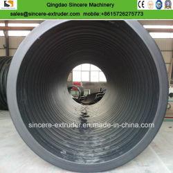 Le PEHD Double-Wall tuyau ondulé Machines de fabrication