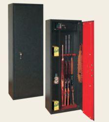 Professional Fabricant de gros résistant au feu populaire pistolet mécanique Cabinet sécuritaire des armes à feu