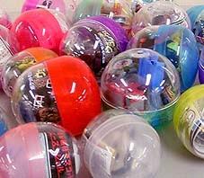 """2.7"""" Capsulated expendedoras a granel los juguetes colecciones (50+)"""