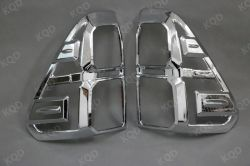 Auto Accessories ABS Chrome Tail Light Cover für Toyota Revo