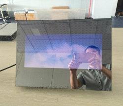 Dedi 21.5 Zoll an der Wand befestigter wasserdichter LCD-magischer Spiegel Fernsehapparat