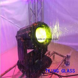 0.2Mmt Tamaño personalizado de vidrio dicroico filtros para la iluminación de cristal de cuarzo.