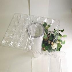 Antiestático antiestático transparente de alta calidad de película de PVC de enlace