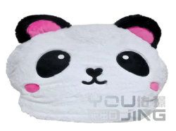 Kundenspezifischer warme und bequeme Kind-netter Plüsch-Panda-Schlafsack