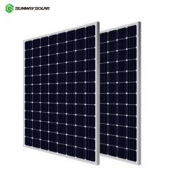 Longi Jasoの半電池9bbモノラル400W 450W 500W 600Wの太陽エネルギーのパネル