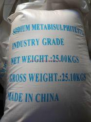 97%мин Metabisulphite натрия Tech марки и Food Grade