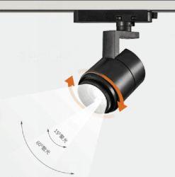 Lampadina magnetica della pista dei riflettori della PANNOCCHIA 10W 20W 30W del soffitto commerciale del punto LED