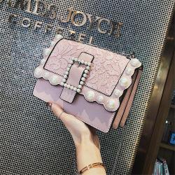 Bw259 Lady Cosmetic Tote Travel Shopping Women PU Shoulder Handbag