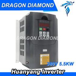 3 Inverter 5.5kw des Phasen-Energien-Frequenzumsetzer-60Hz 50Hz