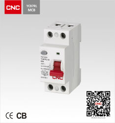 Ycb7rl-63低電圧のタイプ残りの現在の回路ブレーカスイッチMCB部品