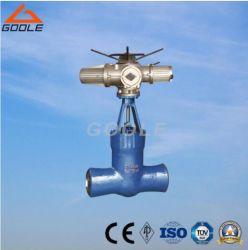 Z960y-P54100V CC6 WC9 Elevadores eléctricos de Alta Pressão de Alimentação da Válvula de Gaveta /válvula globo/Válvula de Retenção
