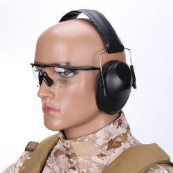 전술상 헤드폰 전자 청각 보호 귀덮개 액티브한 연약한 헤드폰을 사냥하는 반대로 소음 스포츠를 취소하는 소음