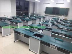 [جنرل دوكأيشن] مدرسة مختبرة أثاث لازم [ألومينوم لّوي] بنية خشبيّة [بيولوغي] مختبرة طاولة