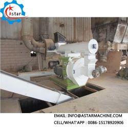 De houten Machine van de Pers van de Korrel van de Granulator van de Biomassa van het Zaagsel van het Poeder