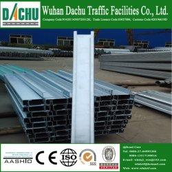 Corrimão de aço Galvanzied Post C Estrutura de aço