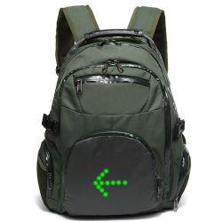LED 가벼운 부대 옥외 운동 자전거 승차 책가방 (RS-7007LED)를 경고하는 방수 나일론 직물 안전