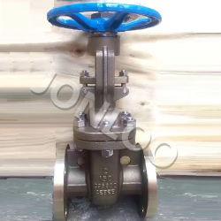 Запорный клапан C95800 Al-Bronze RF Rising штока клапана