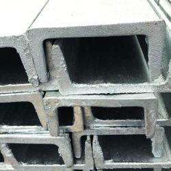 ASTM A36 Ss400 Q235 Stahl-U-Profilstäbe