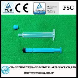 Ce & ISO jeringas Oral médicos aprobados