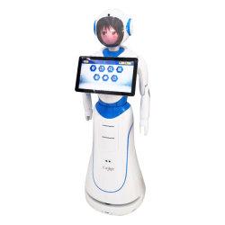 L'ia Service Commercial robot robot de Pangolin Csjbot Alice