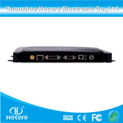 TCP/IP 8 منفذ هوائي عبر الوطنية UHF RFID قارئ ثابت لـ إدارة المستودع
