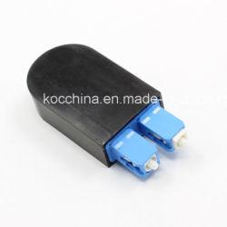 SC-SC Sm 파이버 패치 코드(뒷면 루프 포함