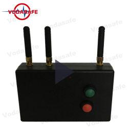 Alta potência de 3 frequências sinal do controle remoto Jammer trabalhando para 315MHz/433MHz/ /868MHz