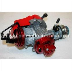 Les performances du moteur de Moto Racing Red 49cc 2 moteur de course en rouge
