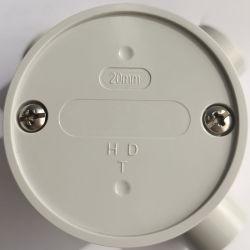 PVC 도관 파이프 피팅 배선 케이블 전기 정션 박스