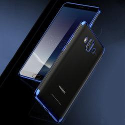 Huawei Mate9 Mate10の仲間10PROのための超細い透過適用範囲が広いTPUのケース