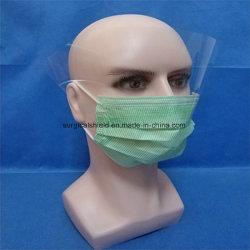 Shield로 Disposable Face Mask를 4 부지런히 쓰거든 Nonwoven Face Mask/Surgical Face Mask는 3 부지런히 쓴다