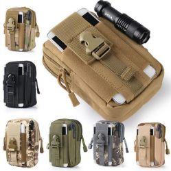 Molle táctico militar de la correa de Bolsa Bolsa de cintura Pack